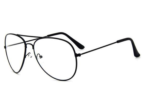 Classic Clear Lens Cycling Eyewear Frame Brand Designer Women Men Fashion Optics Transparent Eyeglasses Glasses Vintage Goggles