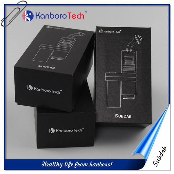 Cigarette électronique de santé 510nail boîte de vape portative de vaporisateur de cire Mod 510nail avec 18350battery pour Bang en verre Shisha / Narguilé 510Nail.
