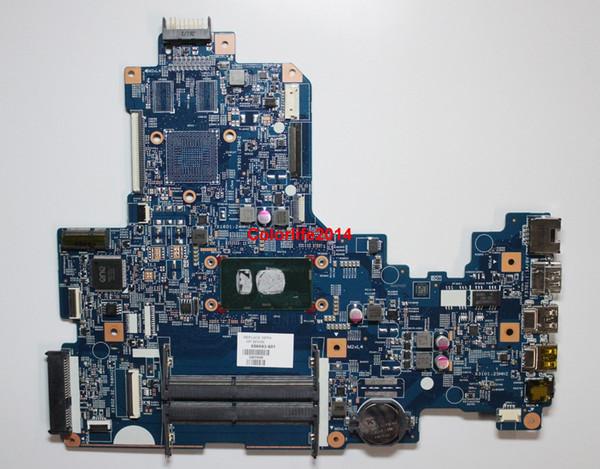 pour HP Notebook 17-X 17T série 856683-601 UMA i3-6100U carte mère carte mère fonctionne parfaitement