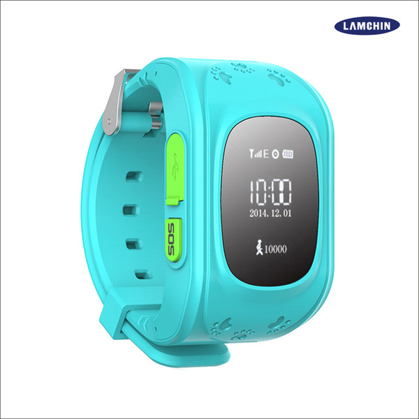 Q50 GPS Tracker SmartWatch for Kids LBS Double Location Wearable Anti-Lost SOS Card safety with Locator App for IOS Android