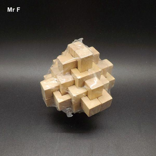 Kids Baby Brain DIY Jigsaw Pineapple Game Wooden Block Geometric Shape Children Educational Toy Christmas Gifts