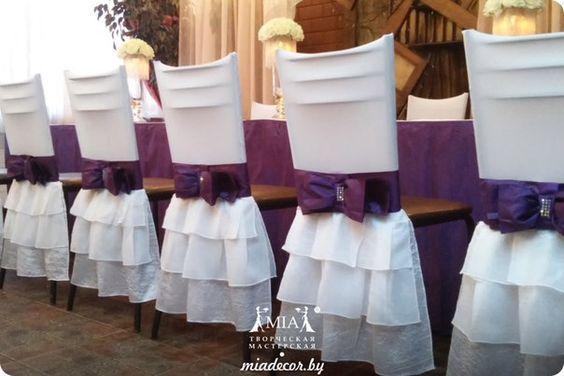 Spandex 2016 White Bow Vintage Chair Sashes Romantic Beautiful Chair Covers Cheap Custom Made Wedding Supplies