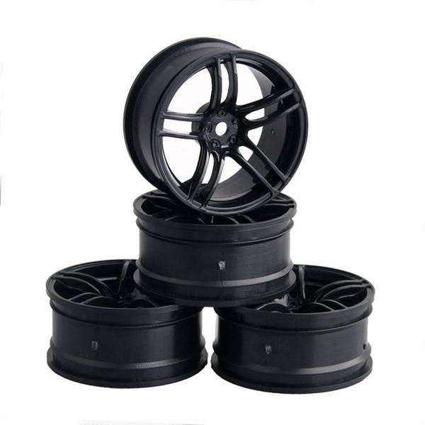 Offset ruota in plastica 4x RC offset 3mm per pneumatici per auto su strada HSP HPI 1:10 9065