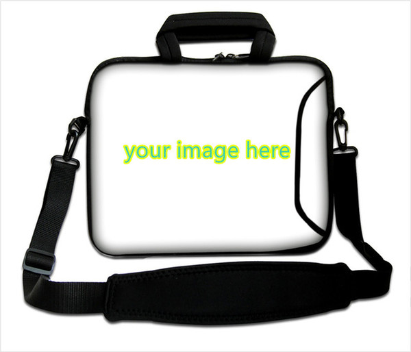Free shipping DIY bag Promotion your style laptop sleeve bag huado computer spare parts customized print photos notebook bag