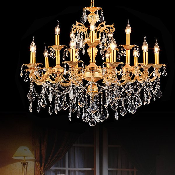 living room crstal chandelier led antique branch chandelier lights cubic zinc alloy chandeliers french vintage chandelier for high stairway