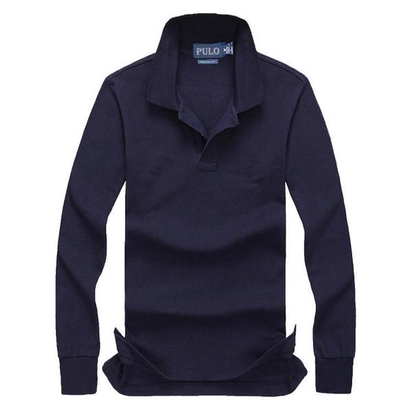 Audi quattro T Shirt Long Sleeve Polo Neck