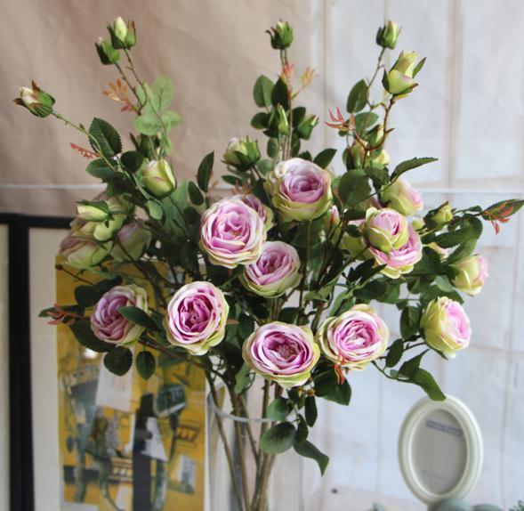 Купить искусственные цветы франция