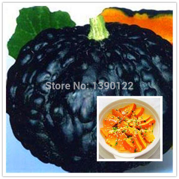 20 Japão sementes de abóbora, sementes de abóbora, frutas e vegetais sementes diy casa plantiing decoração jardim doce e delicioso