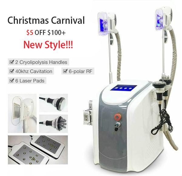 Beauty Salon Ultrasonic Cavitation Slimming Machine parts Newest rf vacuum fat freeze spa treatment lipolaser slimming machine