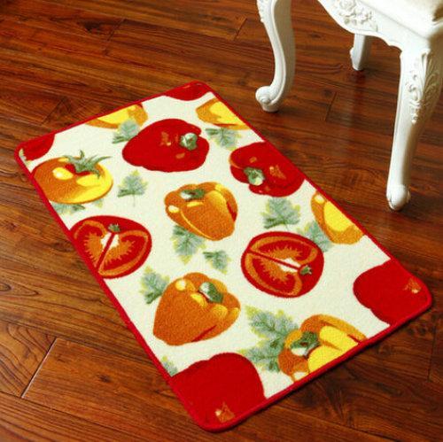 Hot Sale Anti-slip Doormats Bathroom Kitchen Room Floor Pad Matting Rugs Plush Softly Comfortable Footcloth Carpets Bath Free Shipping