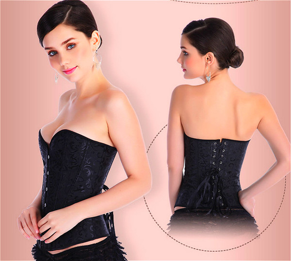 new varieties how to orders retail prices Best Corset Underbust Steampunk Corsets And Bustiers Plus Size Corset Waist  Cincher Corselet Korsett For Women S 6xl Co202 Under $14.74   Dhgate.Com