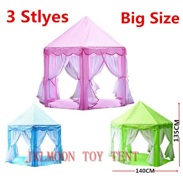 Big Size Kids Portable Princess Castle Play Tent Activity Fairy House Indoor Outdoor Playhouse Toy Gift  sc 1 st  DHgate.com & Big Size Kids Portable Princess Castle Play Tent Activity Fairy ...
