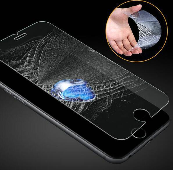 For Iphone 6S Tempered Glass Screen Protector For iPhone 7 Plus X 5S 4S 9H Temper Glass Film For LG G4 Q8 Q10