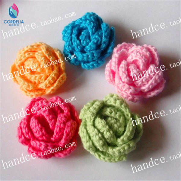 2019 2016 Best Selling High Quality Cotton Crochet Real Touch