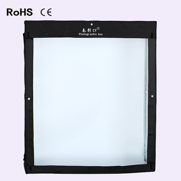 Dimmer Switch LED Softbox 120cm * 140cm Portable Camera Photo Light Box Tent Studio Lighting Tent For Jewelry Toys Shoting