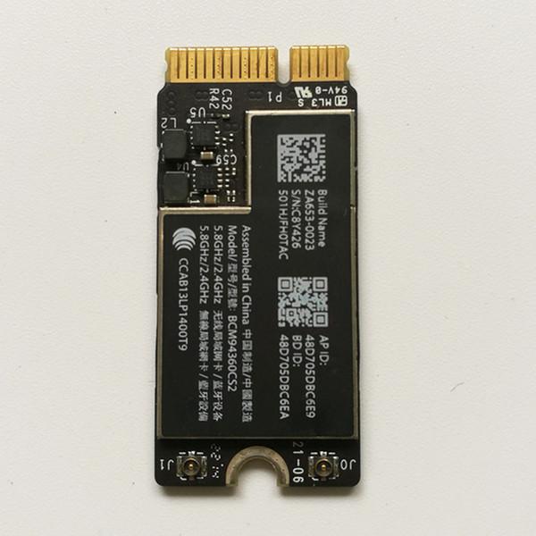 """4.0 Bluetooth Wifi Airport Card BCM94360CS2 802.11ac For Macbook Air 11"""" A1465 13"""" A1466"""