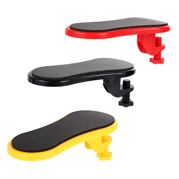 Moda Scrivania Supporto da tavolo per computer portatile Supporto per mouse Tappetino per il polso Poggiapolsi per il polso