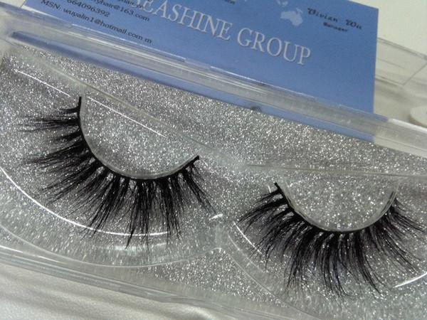 8 Pairs Handmade Silk 3D Fake False Eyelashes for Lashes Makeup Beauty Hot Popular Sale 3D Eye Lashes Black