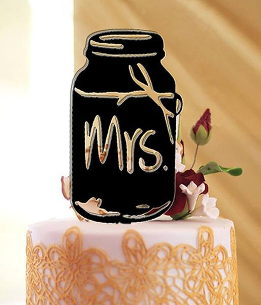 Bride and Groom WEDDING cake decoration airplane design mr mrs Wedding Cake Topper acrylic cake topper accessory