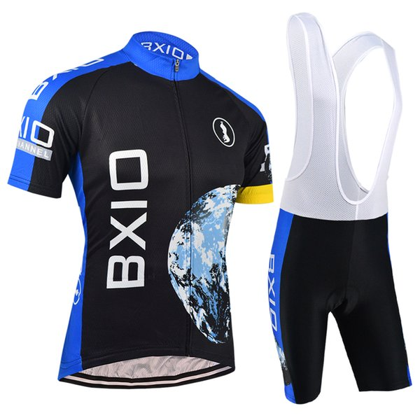 BXIO Bicycle Jerseys Hot Sale Cycling Jersey Short Sleeve Full Zipper Cycling Clothing Quick Dry Cycling Clothes Ropa Ciclismo BX-055