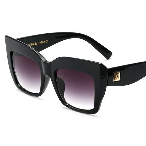 EL CIERO Fashion Sunglasses For Men & Women Designer Cateye Sun Glasses Modern Stylish Cat Eye Shades Eyewear UV400
