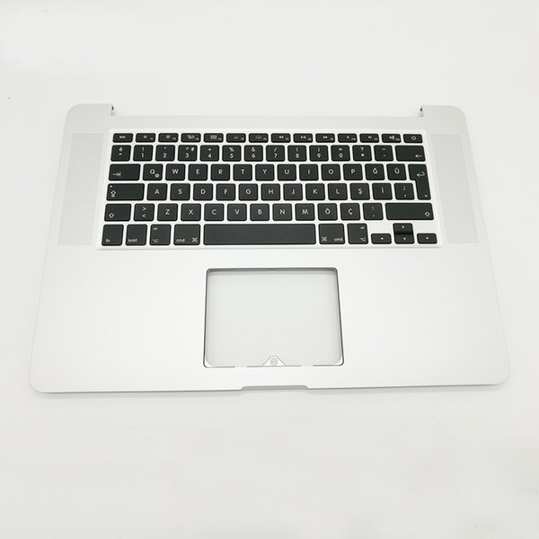 New TR Turkish Turkey Layout Top Case With keyboard For MacBook Pro Retina 15 A1398 2015 Years