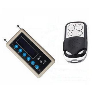 PWcar keyless entry remote control duplicator clone 315mhz remote garage door opener decoder + 315mhz cloning remote key fob A002 pair copy