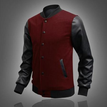 2017 New Men Jacket Hip Hop Patch Designs Slim Fit Pilot Bomber Jacket Coat Men Jackets Plus Size 3XL