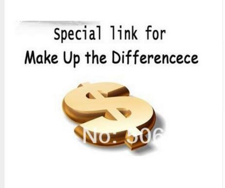 best selling Special link for making up price difference