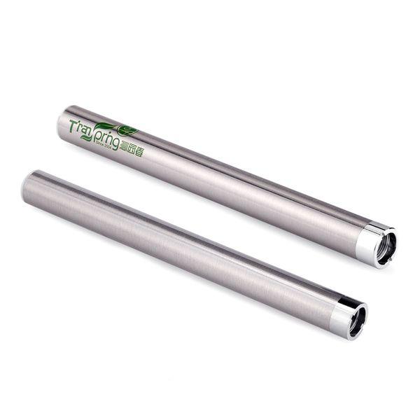Probe akzeptiert 510 Gewinde Transpring MIX2 Vorwärmen Batterie 280mAh Buttonless Bud Touch Vape Stift Batterie für CE3 A3 G2 Zerstäuber