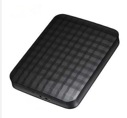 "Wholesale- NEW M3 2.5"" USB3.0 External Hard Drive 2TB Black HDD Portable disk Hot sales 3 Year Warranty"