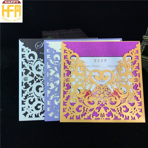 Wedding Card Designs Invitation Card High Quality Romantic