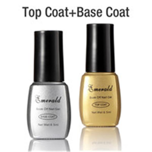 SEKOESS Soak Off Color Nail Gel Beauty Choices Colored Gel Nail Manicure Top Base Coat UV LED Gel Nail Polish 6.5ml