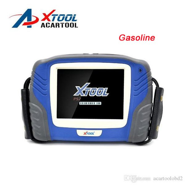 2016 Newest Original XTOOL PS2 GDS Gasoline Diagnostic Tool Universal Car Update Online PS2 GDS Scanner Free shipping