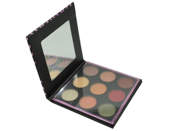 HOT new Makeup Manny MUA Cosmetics Eyeshadow Manny MUA eyeshadow Pressed Powder Kit Palette Long-lasting Matte