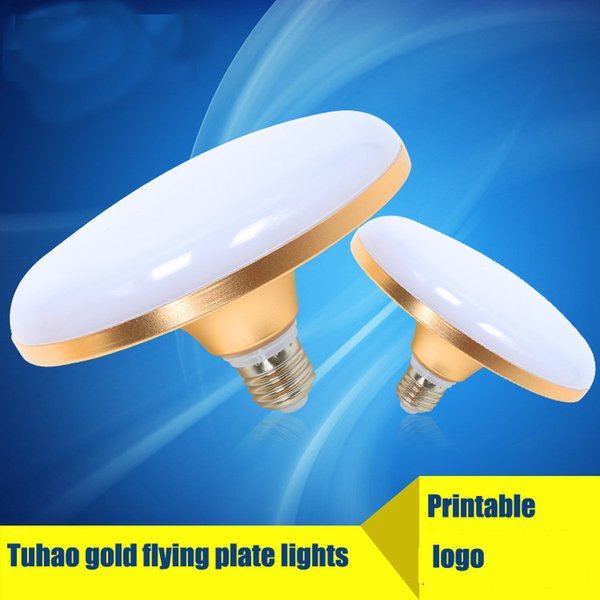LED Bulb High Power UFO Light E27 Screw Waterproof Bulb LED UFO Energy Saving Bulb Factory Lighting Wholesale