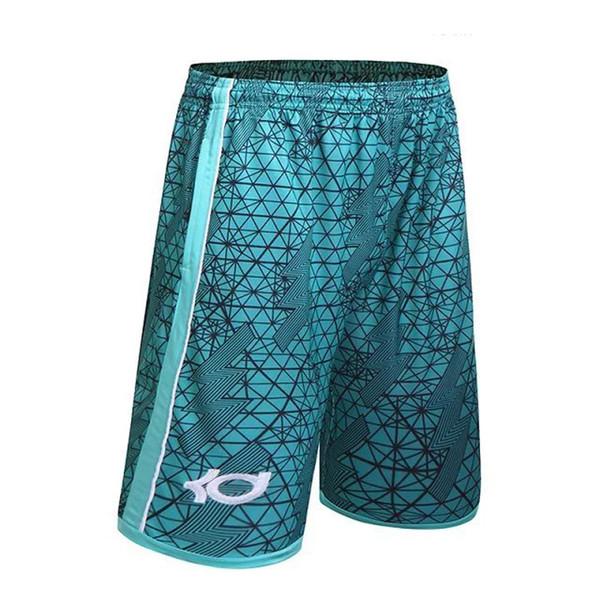 best selling Basketballs Short Summer Brand KD Kevin Durant Hot Baggy Bermuda Male Loose Runs Men's Shorts Active Plus Size 3XL