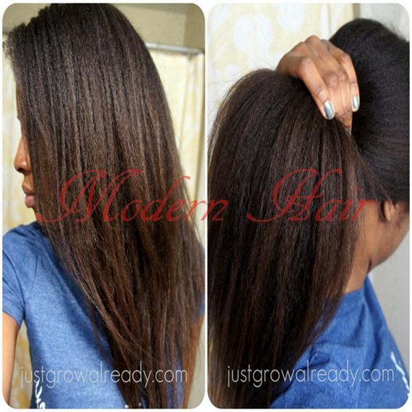 Pelucas sintéticas del frente del cordón de Yaki pelucas llenas sintéticas rectos rizadas del cordón para la mujer negra Resistente al calor barato negro / marrón oscuro 2 # 4 # 6 # 8 # 27 # 30 #