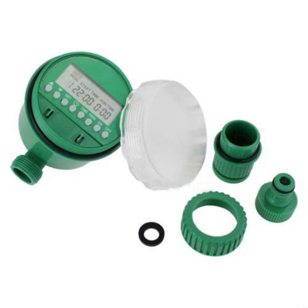 2016 Durable Electronic LCD Water Timer Automatic Garden Irrigation Program Sprinkler Control Timer - Irrigation Timer