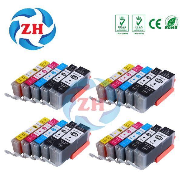 20 Ink Cartridge For Canon PGI550 CLI551 Pixma IP7250 MG6350 MG5450 MG7150