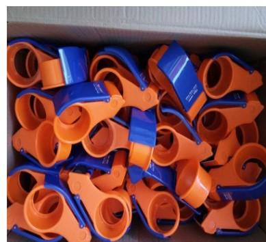 2 inch dual color cutter 48mm tape cutter Sealing cutter Packing Tape Dispensers Packing Tape