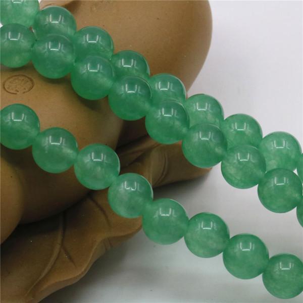 4mm 6mm 10mm 12mm Zubehör Aventurin Jade Stein Lose Perlen Jasper Jade Runde Diy Handwerk Schmuck Machen Mädchen Geschenke 15 zoll