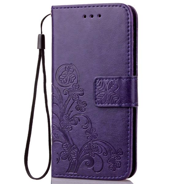 Флип бумажник кожаный чехол для Samsung Галактика S7 краю Гранд Прайм 1 Мини-С5 А5 J3 и J5, в нашей стране телефон чехол для iPhone 8 х