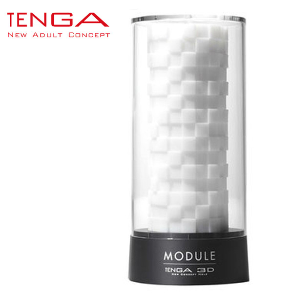 TENGA 3D Module Masturbation Cup Male Masturbator Sex Cup for Men Training Soft High-grade Aircraft Cup Sex Toys for Men TNH-002 q170686