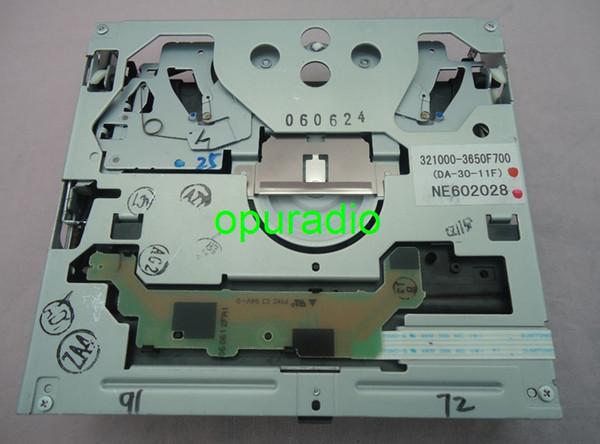 Free shipping Brand new Fujitsu ten single CD loader mechanism DA-30-16 DA-30 for chevrolet Toyota Voice car navigation sounds systems