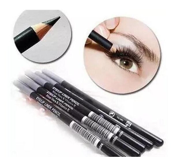 best selling FREE SHIPPING HOT good quality Lowest Best-Selling good sale Newest EyeLiner Pencil black and Brown colors + gift