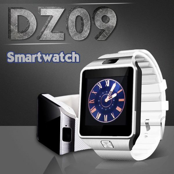 2017 dz09 smart watches for connected wear men android phones gt08 a1 smartwatch with Camera bluetooth tf dual sim card slots