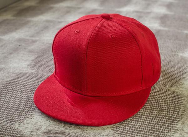 High Quality Blank Snapback Hats Caps for Men Cheap Brand Designer Cusual Blank Baseball Hat Soprt Snapbacks Caps Free Shipping