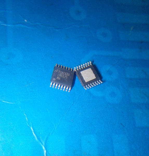 Wholesale 5 lot pcs LM5575 LM5575MHX REG BUCK ADJ 1.5A 16HTSSOP in stock new and original ic free shipping