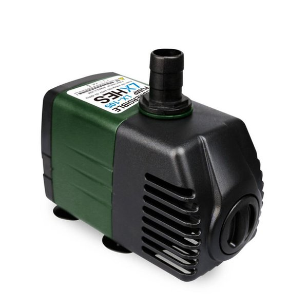 2019 Wholesale Hydroponic Systems Silent Submersible Water Pump Aquarium  Accessories For Fish Tank Rockery Fountain Pond Pump 220V 15W 1800 L/H From
